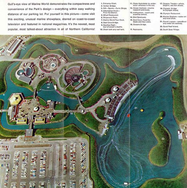 theme park maps-2