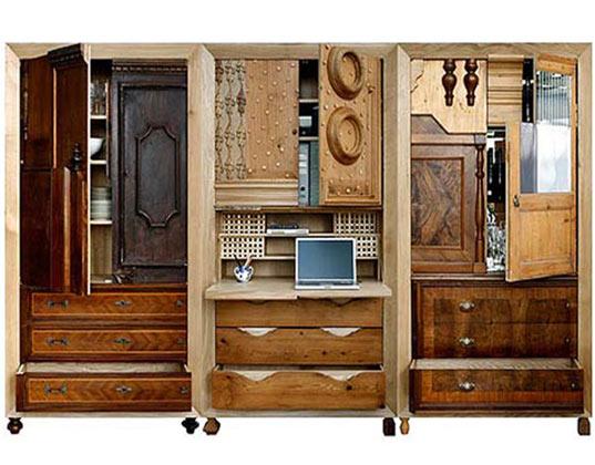 Diy salvaging used wood veneer plans free for Free greene and greene furniture plans